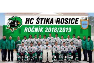 7c53cfb1294bb Náš hokejový klub bude i v letošním roce hrát krajskou ligu mužů, letošní  ročník bude již sedmá hokejová sezóna od návratu Rosic na hokejovou mapu  České ...